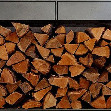 Firewood Credenza